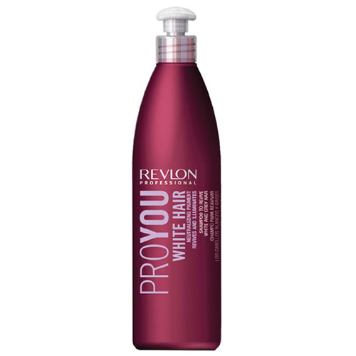 REVLON PROFESSIONAL Proyou White Hair Shampoo 350ml