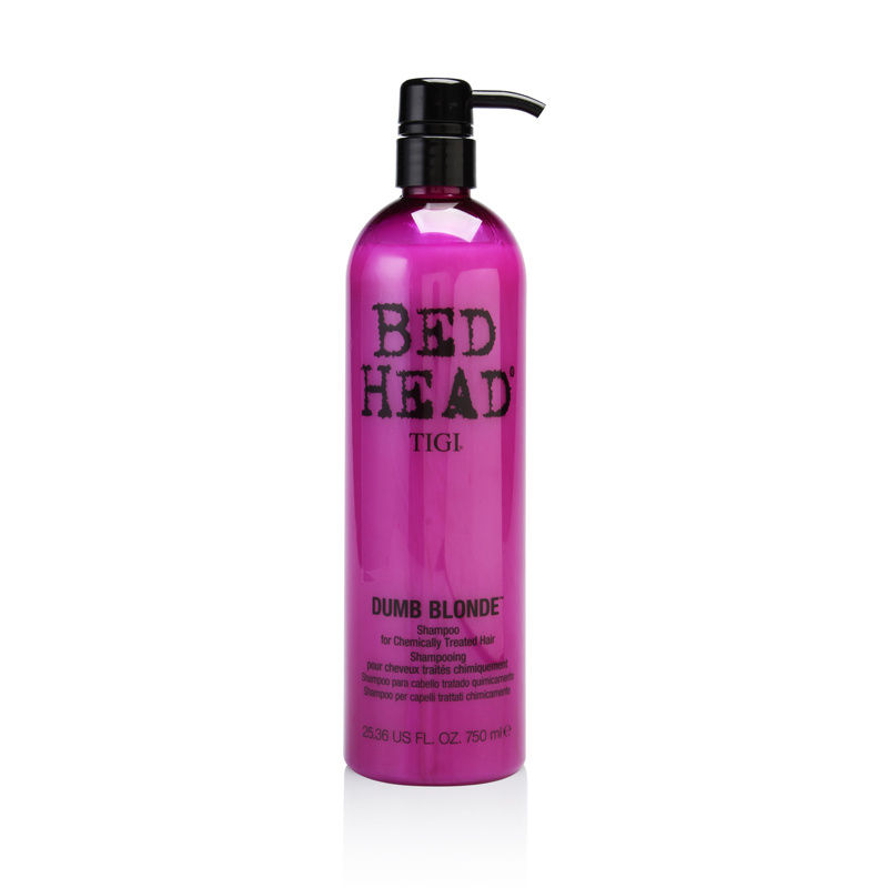 TIGI Dumb Blonde Treated Hair Balsamo 200ml 1