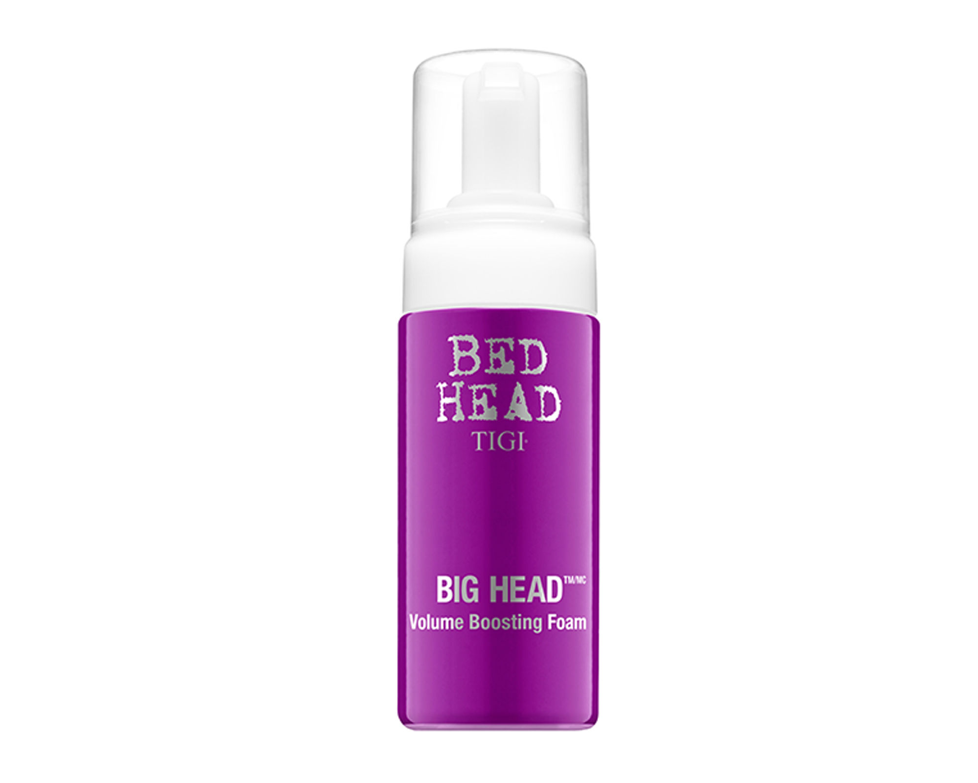 TIGI Fully Loaded Big Head Volume Boosting Foam 125ml