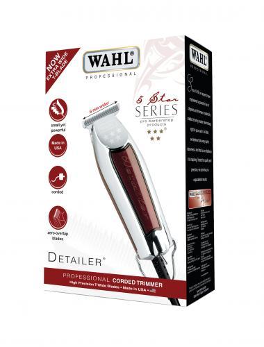 WAHL Detailer 5 Star Corded Trimmer