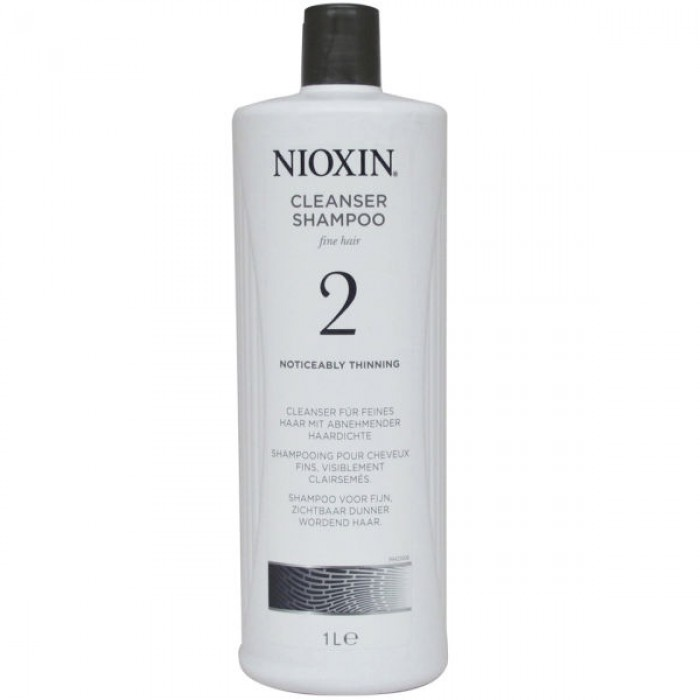 NIOX SYS2 CLEANSER 1000ML   NEW 1