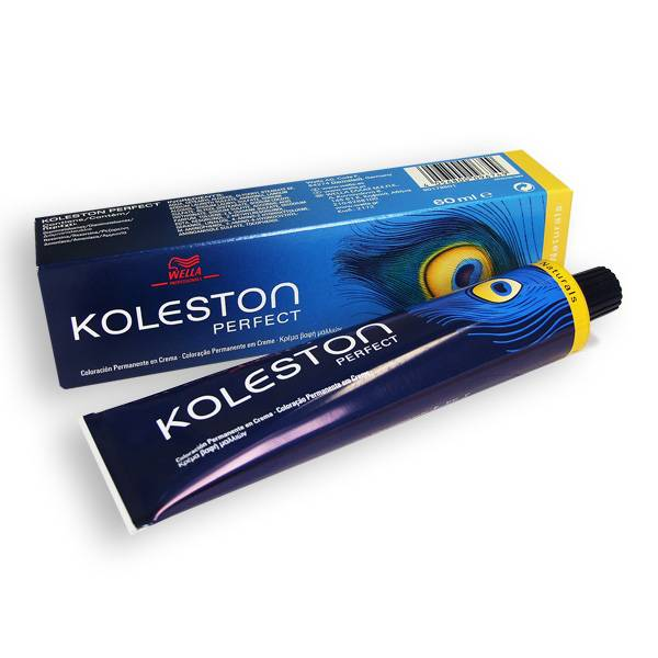 KOLESTON PERFECT RICH NAT 10/38  60 ML