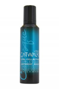 CW CURLESOUE LIGHTWEIGHT MOUSSE 200ML