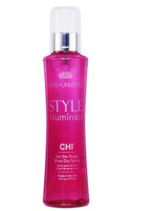 FAROUK CHI Miss Universe Style Illuminate Set The Stage Blow Dry Spray 177ml