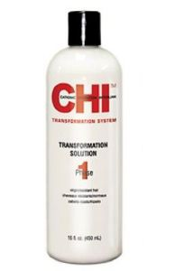FAROUK CHI Transformation System 450ml Solution Fase 1 Rosso
