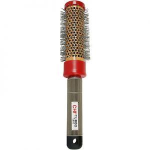 FAROUK CHI Turbo Small 1'' Round Brush Nylon Bristles