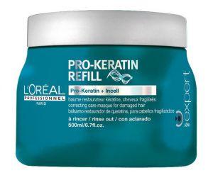 L'OREAL Expert Pro-Keratin Refill Masque 500ml