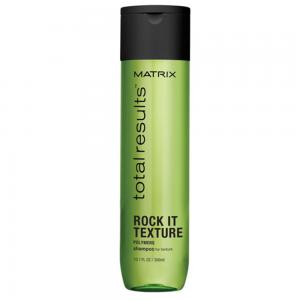 MATRIX TOTAL RESULTS Texture Games Rock It Shampoo 300ml