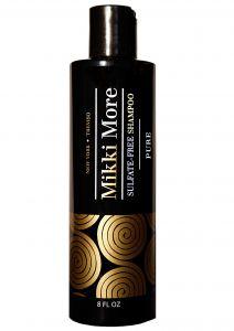 MIKKI MORE Sulfate Free Shampoo Pure 235ml