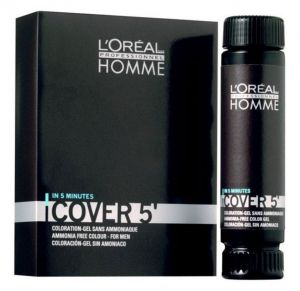 L'OREAL Homme Cover 5' N.6 3x50ml