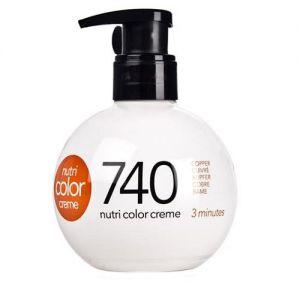 REVLON PROFESSIONAL Nutri Color Creme 250ml 740
