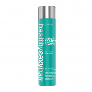 SEXY HAIR Healthy Sexy Hair Reinvent Color Extend Shampoo For Damaged Fine/Normal Hair 300ml