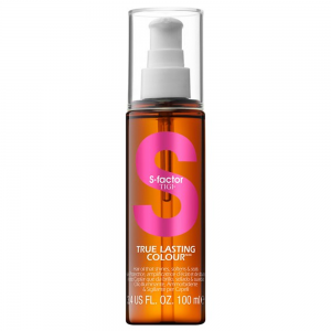 TIGI S-Factor True Lasting Colour Hair Oil 100ml