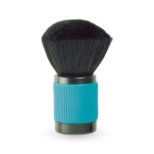 BiFULL Neck Brush Pennello Manico In Silicone Turchese