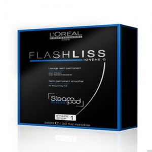 L'OREAL Steam Pod Flashliss Step 1 3x60ml