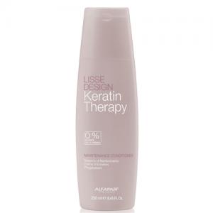 ALFAPARF MILANO Lisse Design Keratin Therapy Maintenance Conditioner 250ml