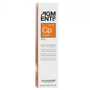 ALFAPARF MILANO Pigments Pigmento Puro 8ml COPPER