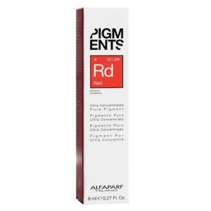 ALFAPARF MILANO Pigments Pigmento Puro 8ml RED