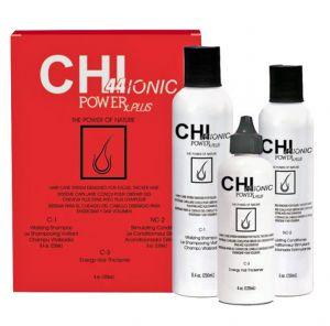 FAROUK CHI 44 Ionic Power Plus Kit Capelli Trattati Chimicamente