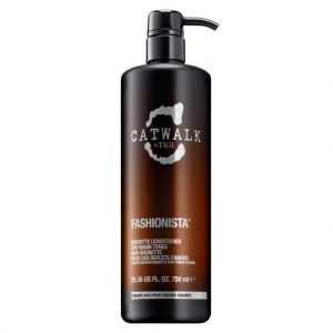 TIGI Catwalk Fashionista Brunette Balsamo 750ml