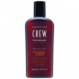 AMERICAN CREW Anti Hair Loss + Thickening Shampoo 250ml