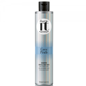 ALFAPARF That's It Grey Pride Shampoo 250ml Capelli Bianchi e Grigi