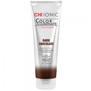 FAROUK CHI Color Illuminate Conditioner 251ml DARK CHOCOLATE
