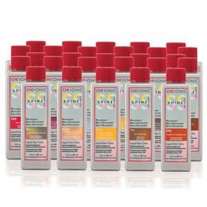 FAROUK CHI Ionic Shine Shades Liquid Color 89ml TUTTE LE TONALITA' ( - 50-4N)