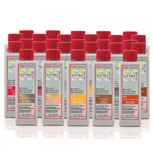 FAROUK CHI Ionic Shine Shades Liquid Color 89ml TUTTE LE TONALITA' ( - CLEAR)