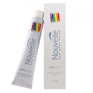 NOUVELLE New Hair Colors Generation 100ml TUTTE LE TONALITA' ( - 2.20)