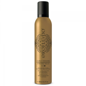 OROFLUIDO Curly Mousse Strong Hold 300ml