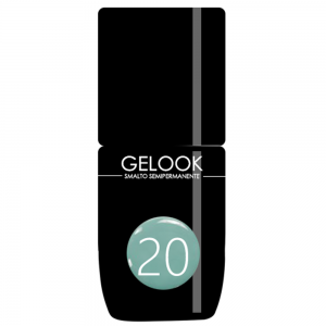 GELOOK Smalto Semipermanente 15ml ACQUA MARINA n° 20