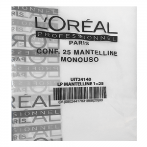L'OREAL PROFESSIONNEL Mantelline Monouso 25pz