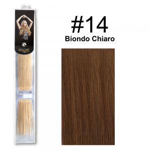 SOCAP Extension Basic 50/55cm 25 Ciocche 14 Biondo Chiaro