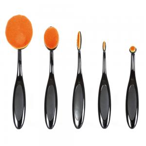BiFULL Pennelli Trucco Ovali 5 Modelli