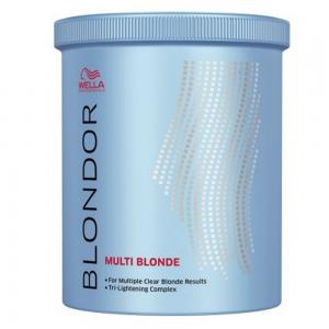 WELLA Blondor Multi Blonde Decolorante Senza Polvere 800gr