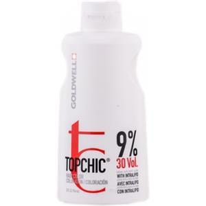 GOLDWELL TopChic Cream Developer Lotion 9% 30Vol 1000ml