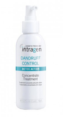 INTRAGEN anti forfora Dandruff Control Concentrate Shampoo 250ml + Concentrate Treatment 125ml