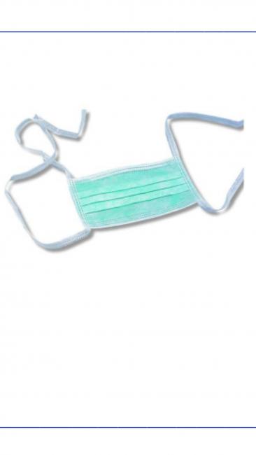 Mascherina chirurgica - 50 pezzi