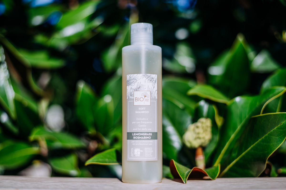 Shampoo Biologico Soft per capelli delicati 250 ml