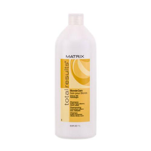 MATRIX TOTAL RESULTS Blonde Care Shampoo 1000ml 1