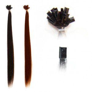 extension per capelli colore Orange