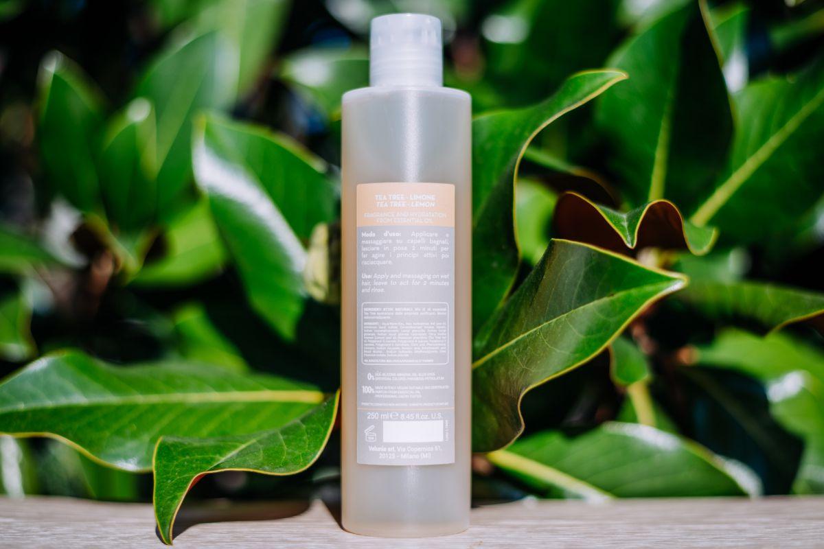 Shampoo Biologico Sebo Control per cute grassa 250 ml