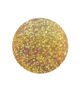 Nail liner gold glitter