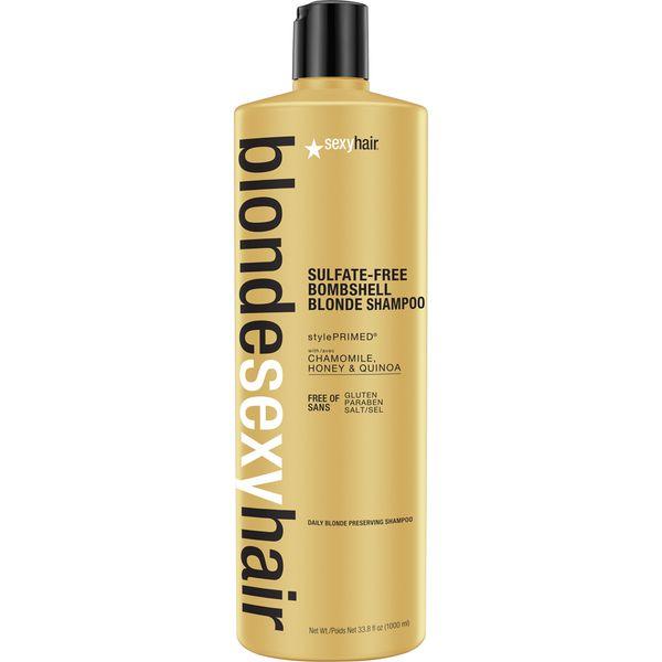 SEXY HAIR Blonde Sexy Hair Bombshell Blonde Shampoo 1000ml