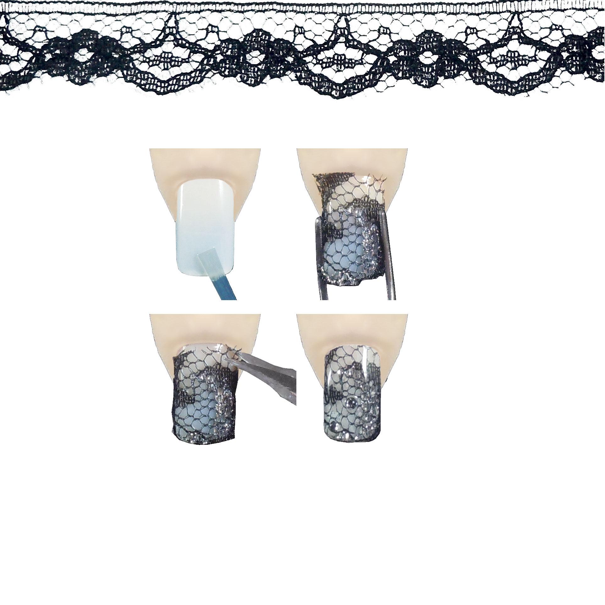 Nail lace 1